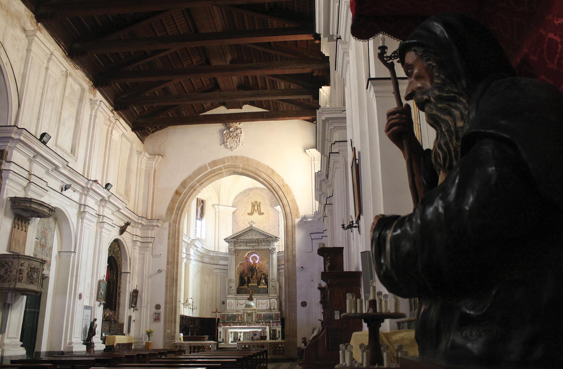 Chiesa di san domenico e cappella dei crociati
