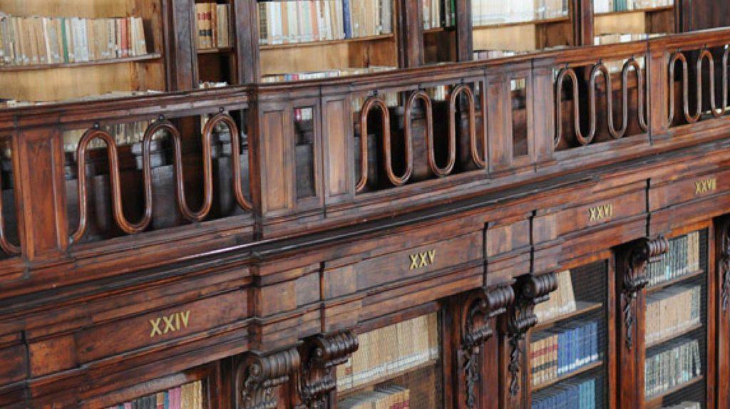 Biblioteca Alagoniana nel Palazzo Arcivescovile 1.jpg