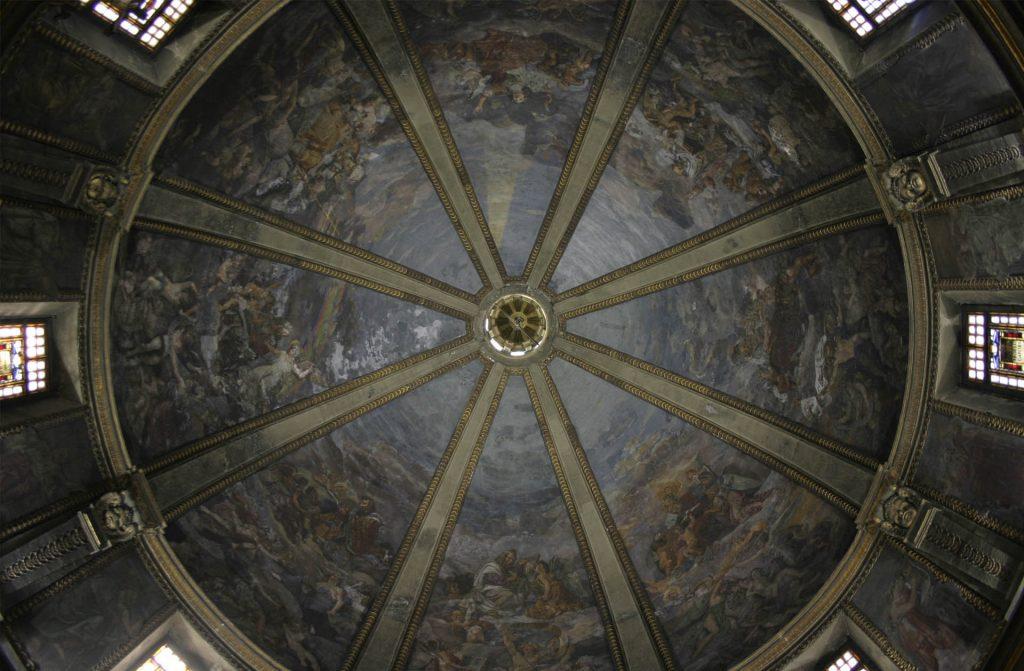 IMG_6776_-_Tempio_s._Sebastiano,_Milano_-_Cupola_-_Foto_Giovanni_Dall'Orto_-_8-Mar-2007.jpg