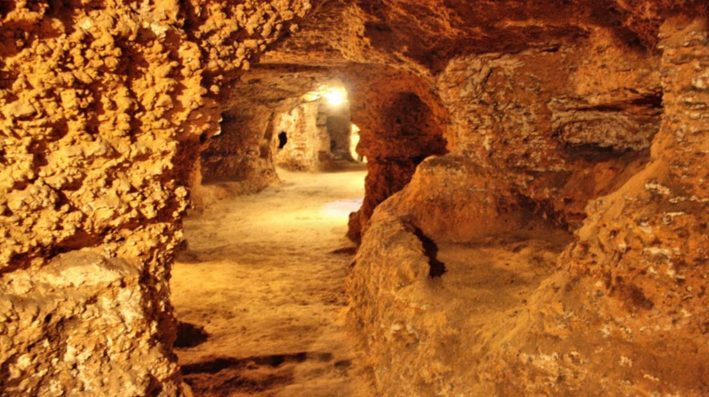 Catacomba di Porta d'Ossuna1.jpg