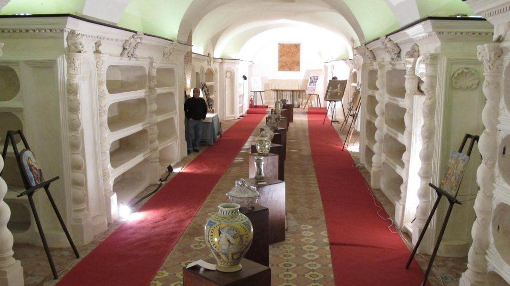 Cripta dell'Oratorio della Morte in Sant'Orsola1.jpg
