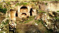 Chiesa di Santa Maria di Gesù Superiore – Il Ritiro – Presunta Tomba Antonello1.jpg